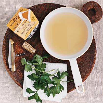 Herbed Cream SauceRecipe