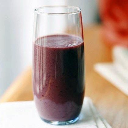 Blackberry-Mango Breakfast Shake Recipe