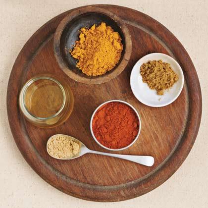 Moroccan Spice RubRecipe