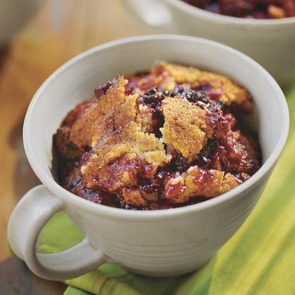 TennTucky Blackberry Cobbler