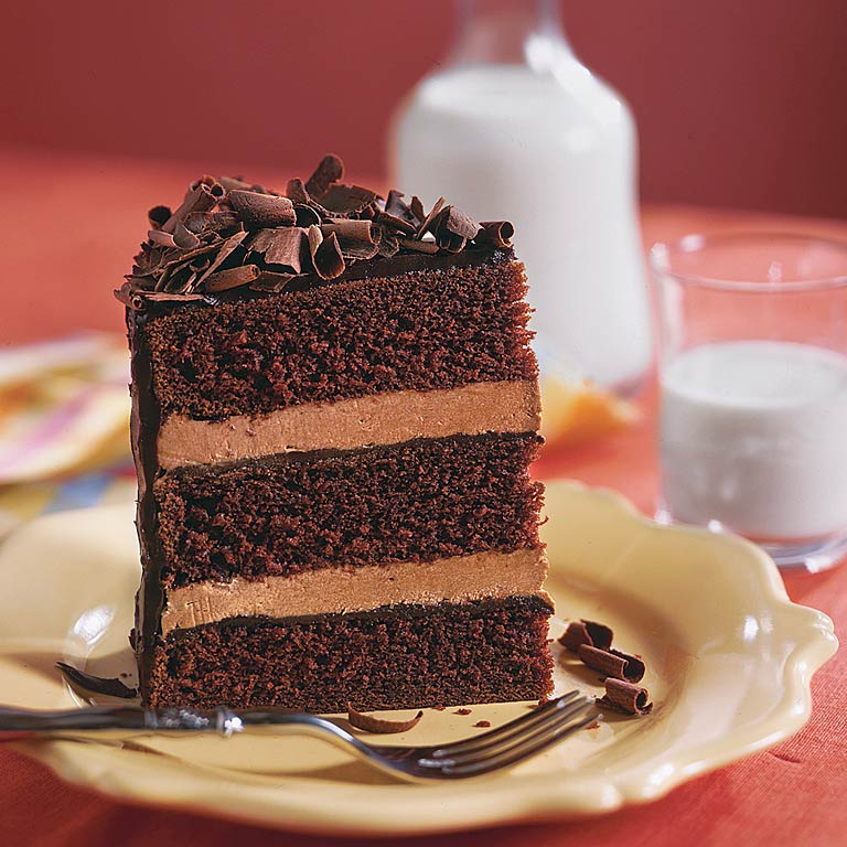 Chocolate Cake IV Recipe MyRecipes
