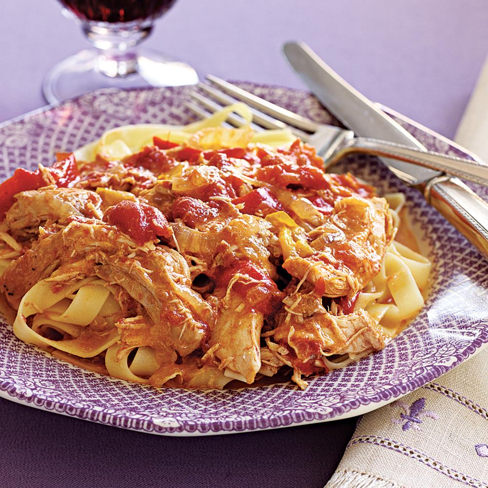 Hungarian Chicken With Smoked Paprika Recipe Myrecipes
