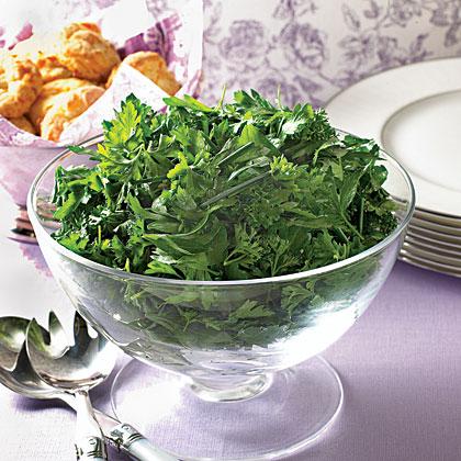 Parsley Salad Recipe