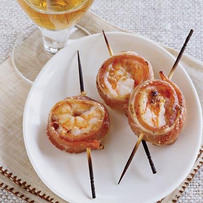 Bourbon-Glazed Shrimp Recipe
