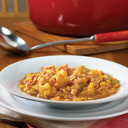 Brunswick Stew with Smoked Paprika