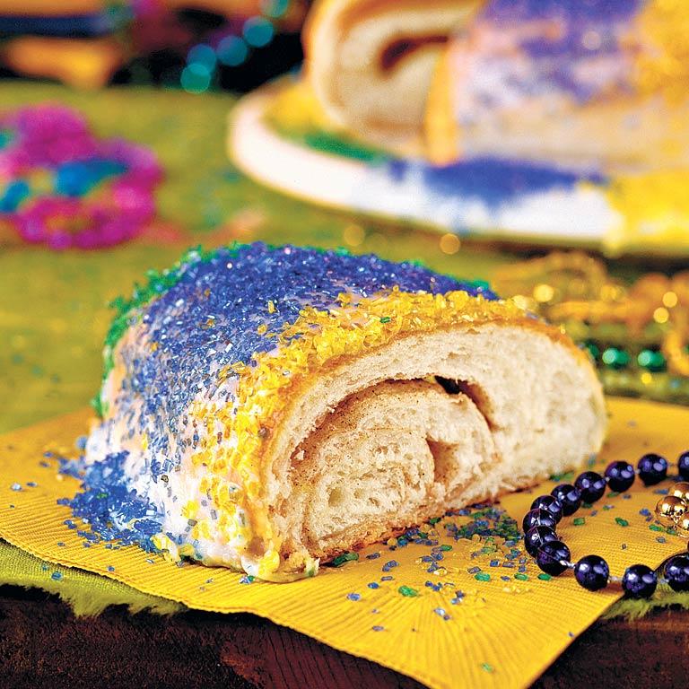 Low calorie king cake recipe