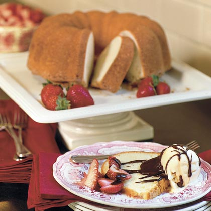 Buttery Pound Cake Recipe Southern Living