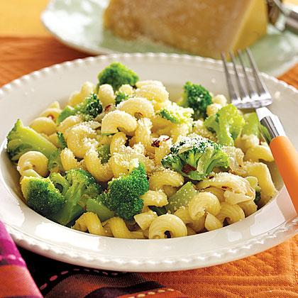 Spicy Cavatelli with Broccoli