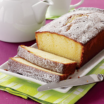 Lovely Lemon LoafRecipe