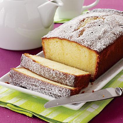 Lovely Lemon Loaf