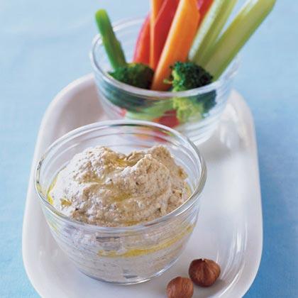 Hazelnut Hummus