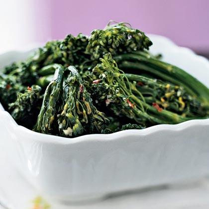 Ginger-Garlic Broccolini Recipe