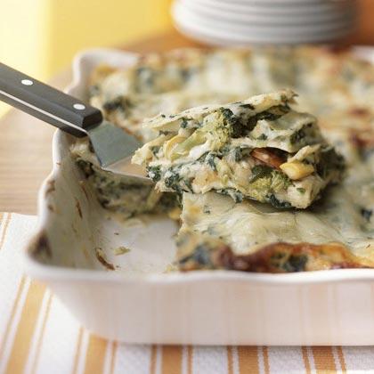 Garden-Style Lasagna Recipe