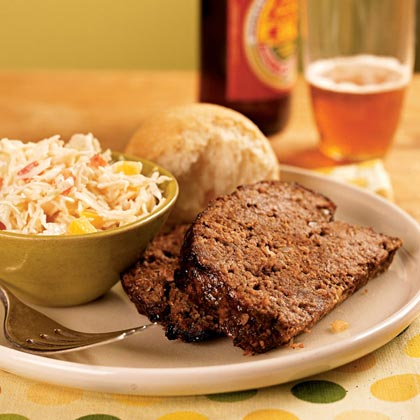 Barbecue Meat Loaf Recipe