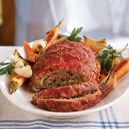 Classic Meat Loaf Recipe - 0 | MyRecipes