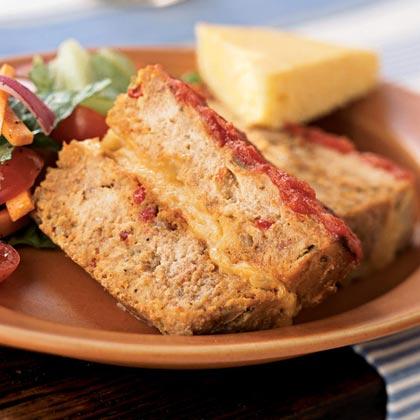 Santa Fe Meat Loaf