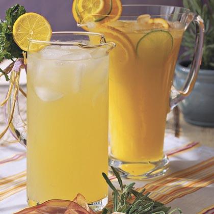 Cool Lavender Lemonade