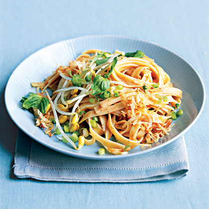 Spicy Coconut NoodlesRecipe