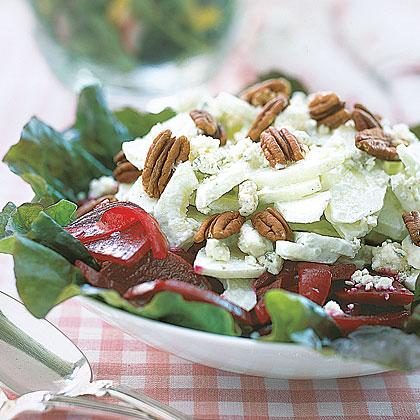 Apple-and-Beet Salad Recipe