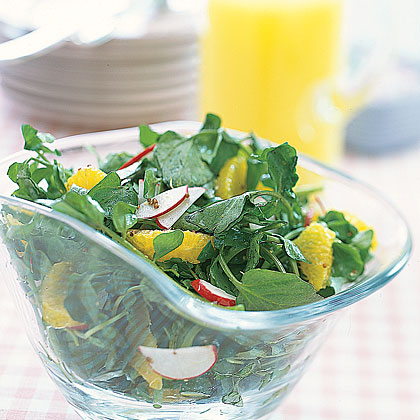 Watercress-and-Orange Salad