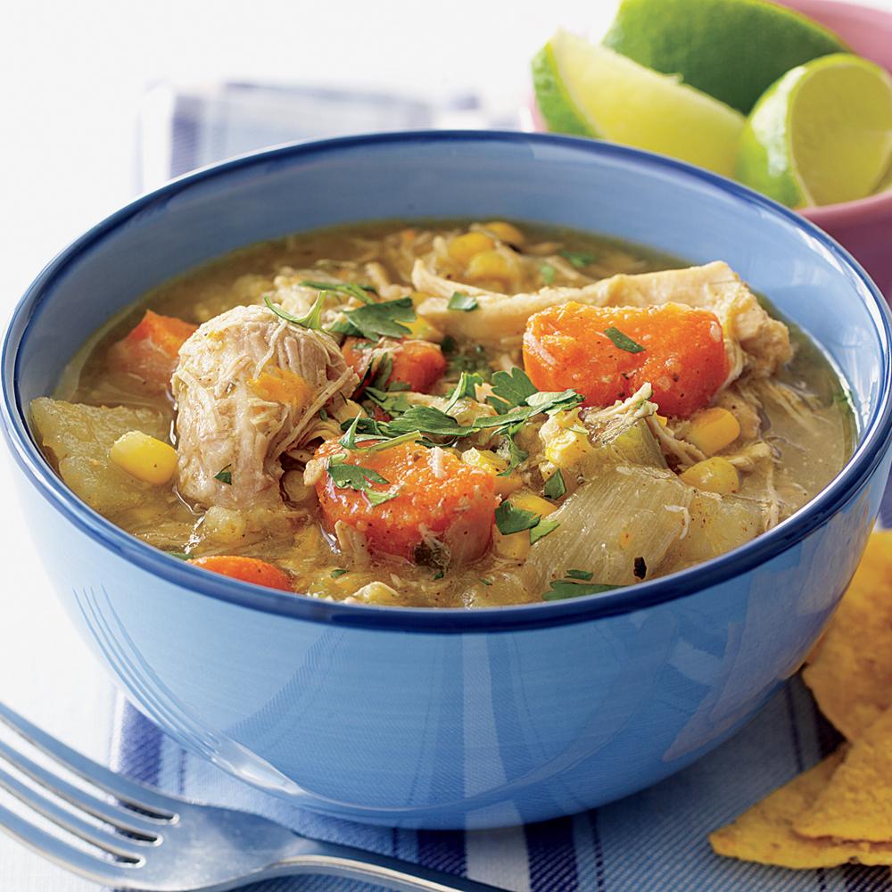 Spicy Chicken Stew Recipe Myrecipes