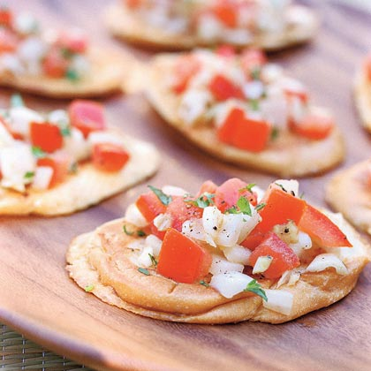 Bruschetta Cubana Recipe