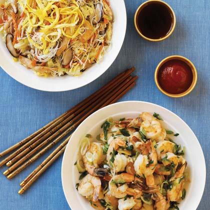 Ginger-Garlic ShrimpRecipe