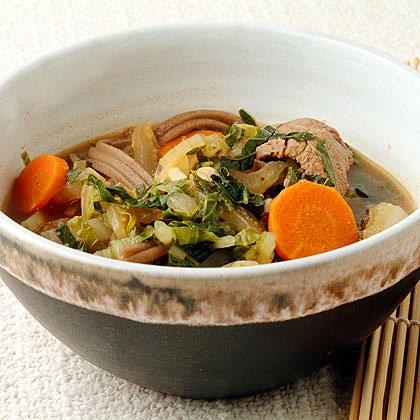 Mongolian Hot Pot Recipe