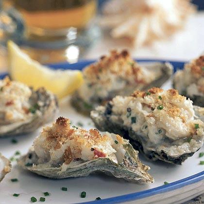Oysters Chesapeake