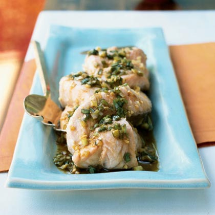 Braided Salmon