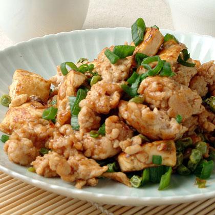 Ground Turkey and Tofu