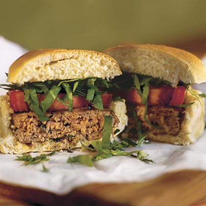 Olive Burgers Recipe
