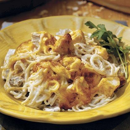 Chicken Tetrazzini Recipe Myrecipes
