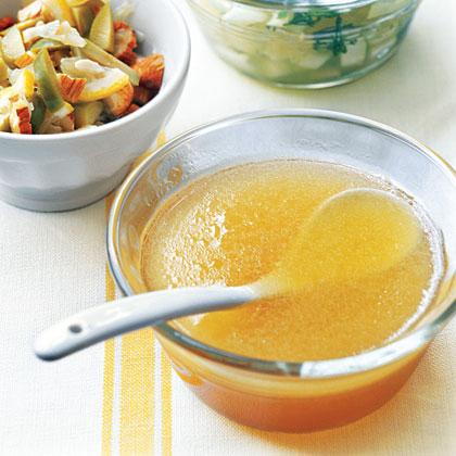 Roast Lemon Vinaigrette