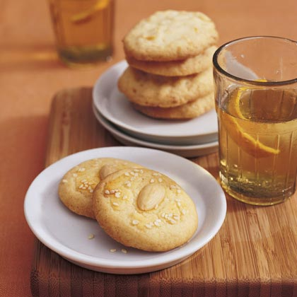 Chinese Almond Cookies Recipe | MyRecipes