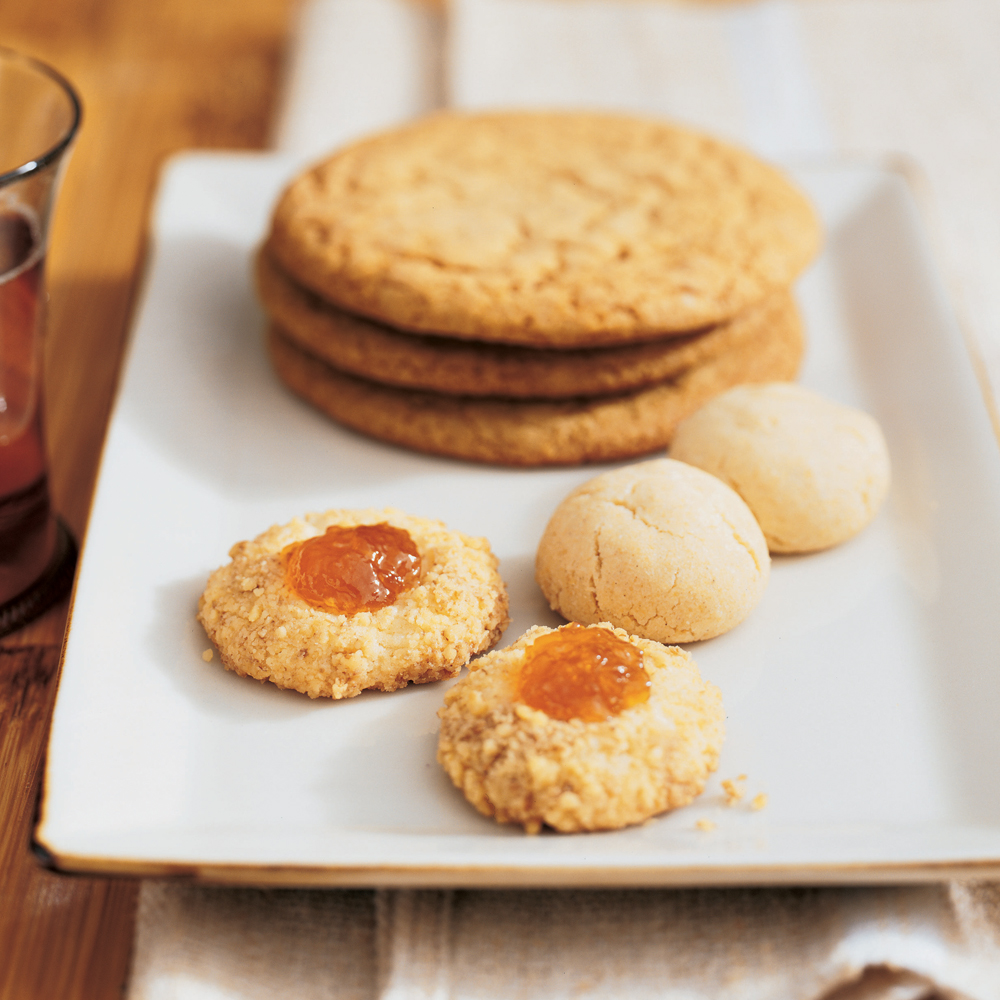 Apricot Buttons