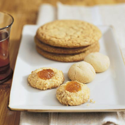 Brown Butter Sandies