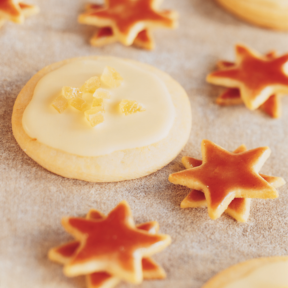 Lemon Sugar Cookies Recipe Myrecipes