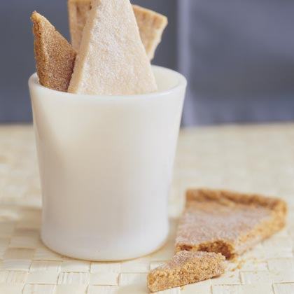 Brown Sugar Masa Shortbread
