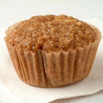 Double Apple Bran Muffins Recipe