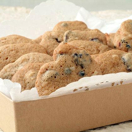 Triple Fruit Cookies
