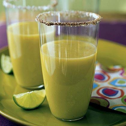 Mango-Avocado Margarita Recipe