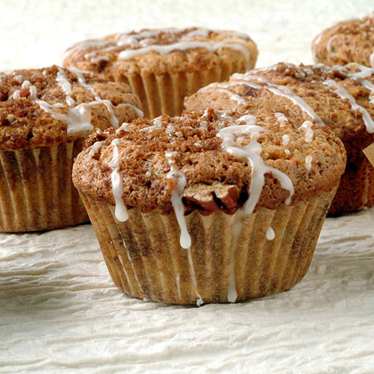 Sour Cream Coffeecake Muffins