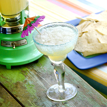 Beer 'Garitas RecipeBring summer's best drink into fall with tasty and refreshing Beer 'Garita. This top-rated recipe calls for frozen limeade, beer, ice, tequila, and orange liqueur. It's the perfect drink to serve during the big game, so make a few extra batches and keep them in the fridge or freezer until ready to drink.
