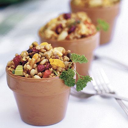 Wheat Berry Tabbouleh