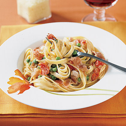 Creamy Pasta Primavera Recipe
