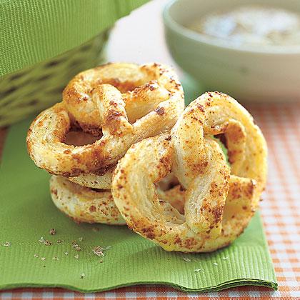 Puff Pastry  Pretzels