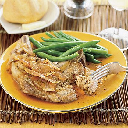Extra-Juicy Pork Chops Recipe