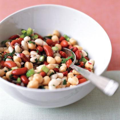 Three-Bean Salad Recipe | MyRecipes.com