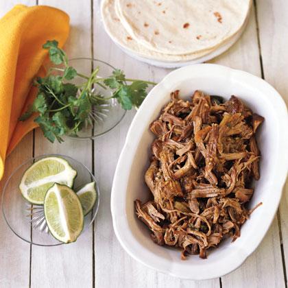 Pulled-Pork TacosRecipe